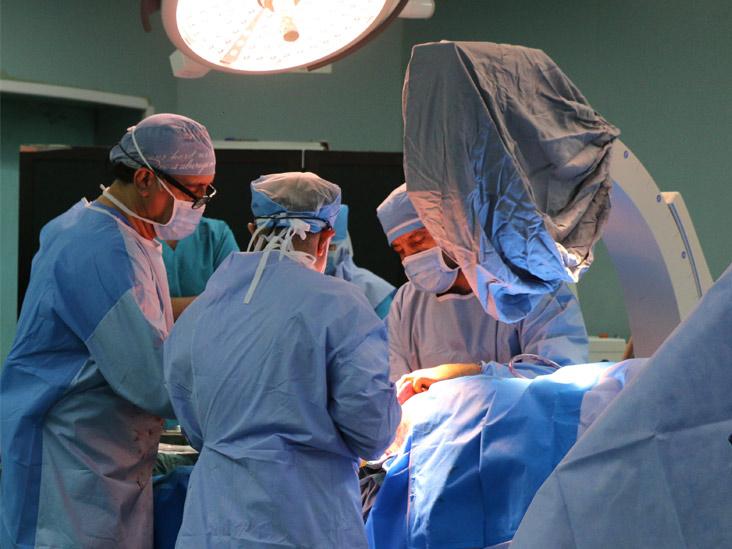 جراحی قطع عضو پا